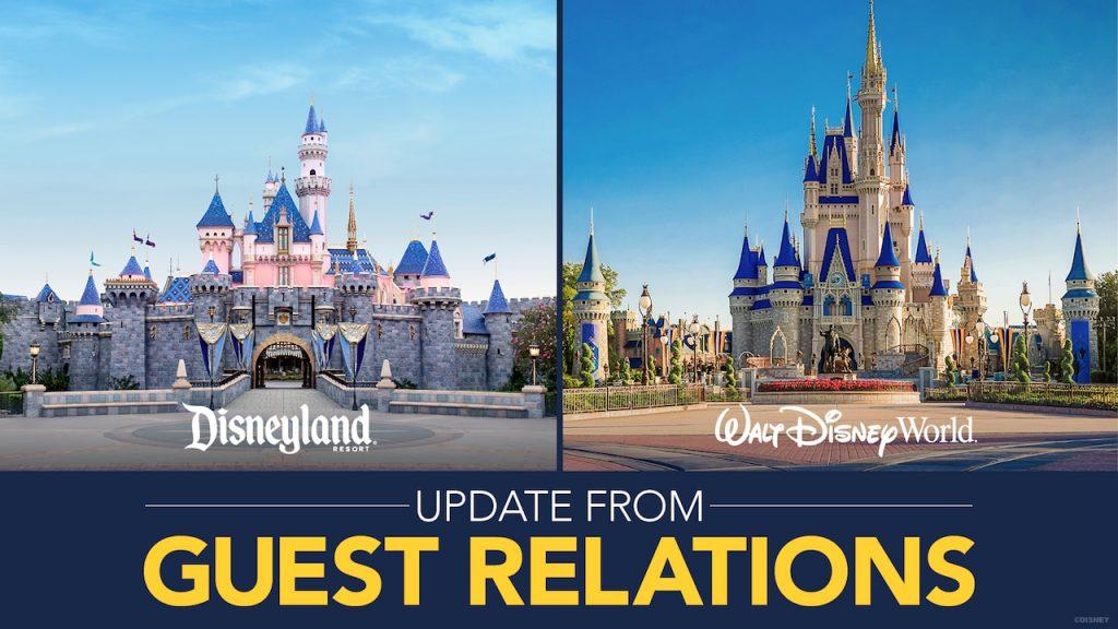 Disney guest relations